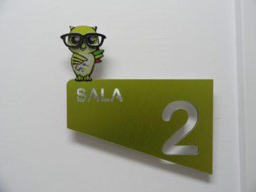 Sala 2 - CAE Seia