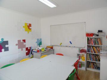 Sala de Estudos - CAE Seia