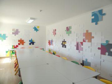 Sala de Estudo - CAE Seia