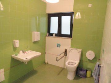 WC Deficientes - CAE Seia